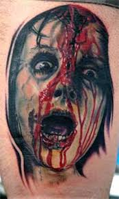 13 most realistic horror tattoos tattoo com