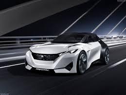 peugeot sports car 2015 peugeot fractal concept 2015 pictures information u0026 specs