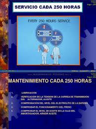 curso mantenimiento cada 250 500 1000 horas bulldozer d275ax 5