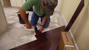 Installing Engineered Hardwood Flooring Installing Diagonal Glued Engineered Wood Flooring Today S
