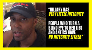 Turn A Blind Eye Viral Video Black Trump Supporter Slams Hillary U201cpeople Who Turn