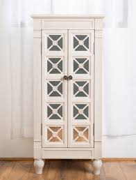 Free Standing Full Length Mirror Jewelry Armoire Furniture Best Wood Storage Material Design For Jewelry Armoire