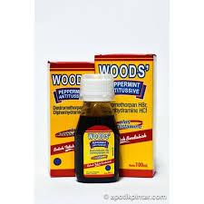Obat Woods woods antitusive 100 ml apotik pintar