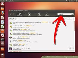 installer post it sur bureau how to install windows programs in ubuntu 9 steps with pictures