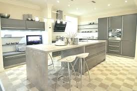 cuisine contemporaine ilot central cuisine avec ilot central plan cuisine avec ilot central 13
