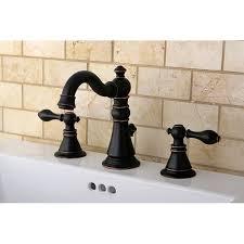 American Patriot Two Tone Oil Rubbed Bronze Bathroom Faucet Free Bronze Bathroom Fixtures