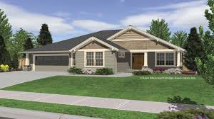 craftsman house plans one story home architecture craftsman style house plans one story ide idea