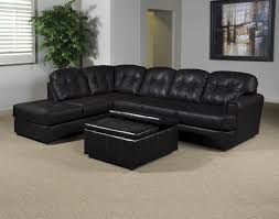 Sectional Sofa Pieces by Interior Microfiber Sectional Sofa With Ottoman Charcoal Sectional