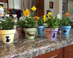 flower pot favors small flower pots flower pot favors kids party favors