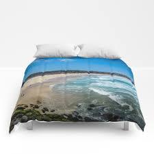 Beachy Comforters Sydney Comforters Society6