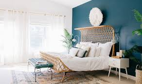 How To Decorate A Glamorous Bohemian Bedroom - Bohemian bedroom design