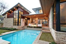modern exterior home decorating trends with exterior home