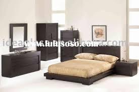 Solid Wood Modern Bedroom Furniture Black Modern Bedroom Furniture Eo Furniture