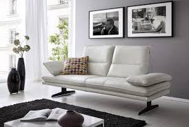 banc canap canapé banc cuir ou tissu 2 places design aérien alwin c