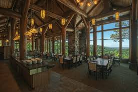 Crater Lake Lodge Dining Room Restaurant