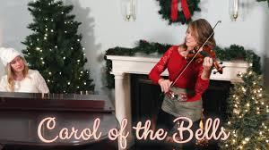 carol of the bells violin and piano cover taylor davis u0026 lara de