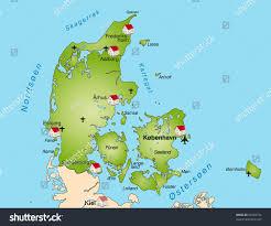 denmark internet map stock illustration 96283754 shutterstock