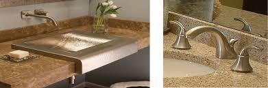 Polished Nickel Bathroom Fixtures Chrome Vs Brushed Nickel Bathroom Fixtures What Is The Difference