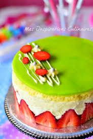 jeux de aux fraises cuisine gateaux recette fraisier gâteau aux fraises facile le cuisine de samar