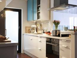 collection small open plan kitchen designs photos free home