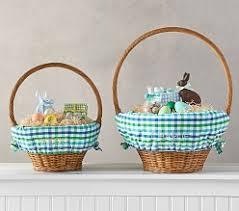 eater basket easter baskets for boys pottery barn kids