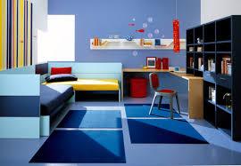 Modern Childrens Bedroom Furniture Architecture Modern Kids Bedroom Furniture With Blue Colors Image