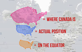 us map equator 17 maps that will change the way you look at the world forever