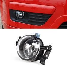 dwcx 3m51 15k201 aa front bumper right fog lights lamp h8 bulb for