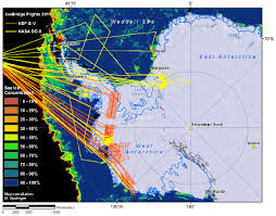 Gulf Stream Map Nasa Operation Icebridge Reveals Changing Antarctic Ice