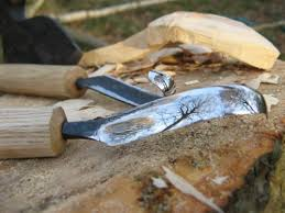 Woodworking Tools For Sale Ireland by Blacksmith Nic Westermann Forged Wood Carving Tools