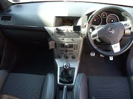 opel astra opc interior the red baron