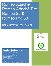 romeo attaché romeo attaché pro romeo 25 u0026 romeo pro 50