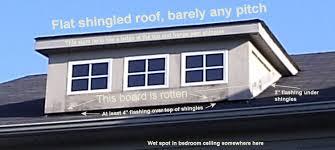 Gable Dormer Windows Leaking False Gable Roofing Contractor Talk