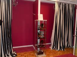Fitting Room Curtains Dressing Room Boutique Oasis Fashion
