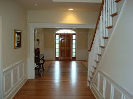 Wainscoting Installation Cost Wainscoting Wood Floors And Crown Down Casing Daddysatwork Com