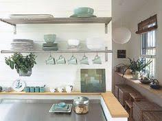 Kitchen Wall Shelf Kitchen Organization For Home Staging White Wall Shelves