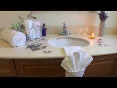 towel folding ideas for bathrooms as a for clients i will ask them to leave