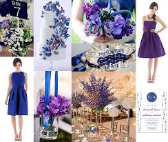 blue and purple wedding blue and purple wedding inspiration groom sold separately