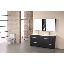 50 Inch Bathroom Vanity by 50 Inch Double Vanity Sink Including Water Creation Design