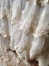 tende in pizzo francese matrimonio tessuto pizzo francese sposa pizzo tessuto beige