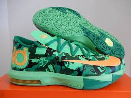 kd vi easter nike kd vi 6 easter green camo kevin durant sneakers size 12 ebay