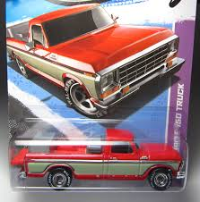79 Ford F150 Truck Bed - model of the day wheels walmart exclusive sam walton u002779 ford