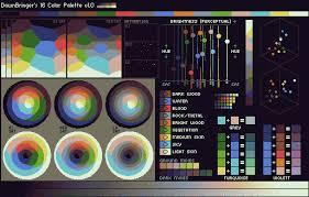 pixel joint forum db16 dawnbringer u0027s 16 col palette v1 0