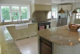 granite countertop different types of kitchen worktops smeg