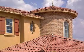 Terracotta Tile Roof Clay Tile Roofs Tiley Roofing Denver C