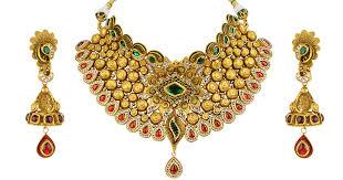 gold set orra gold set necklace gold jewellery gold set