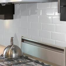 Peel And Stick Backsplash Tile Youll Love Wayfairca - Peel and stick tiles backsplash