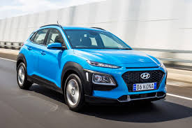 2018 hyundai kona pricing and features