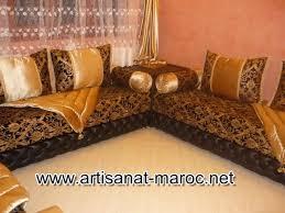 tissu pour canapé marocain housse salon marocain pas cher maison design bahbe com