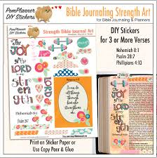 free august bible journal prompts for travelers notebook inserts